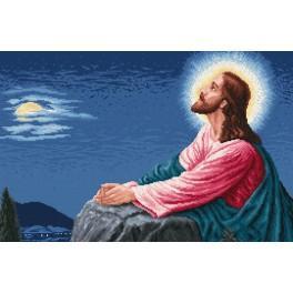 Zahlmuster online - Das Christigebet