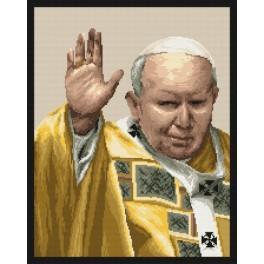 Zahlmuster online - Papst Johannes Paul II