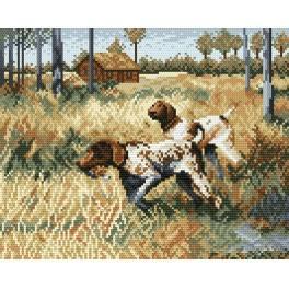 Zahlmuster online - Die Jagd
