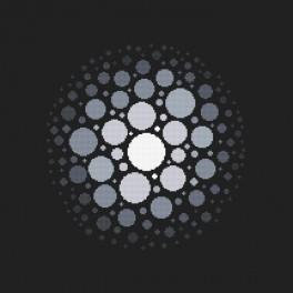 Zahlmuster online - Galaktische Formen