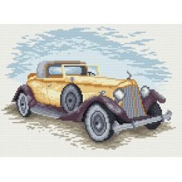 Zahlmuster online - Packard 1105
