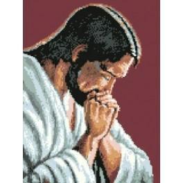 K 3045 Jesus - Gobelin
