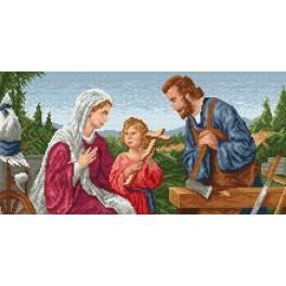 4041 Die Heilige Familie - Gobelin