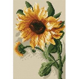 Sonnenblumen - Gobelin