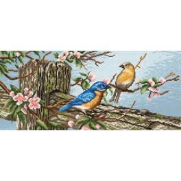 Vögelchen - Gobelin