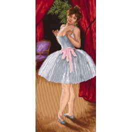 Die Tänzerin - Gobelin