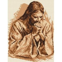 Das Christigebet - Gobelin