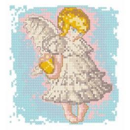 Ein Engel - Gobelin