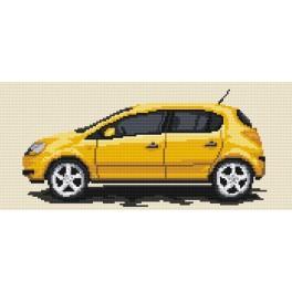 4176 Opel Corsa - Gobelin