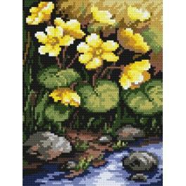 Blumen - B. Sikora-Malyjurek - Gobelin