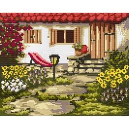Der Sommergarten - Gobelin