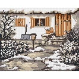 Der Wintergarten - Gobelin