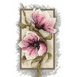 B.Sikora-Małyjurek - Magnolie - Gobelin