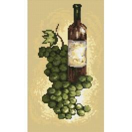 Der Weißwein - B. Sikora-Malyjurek - Gobelin