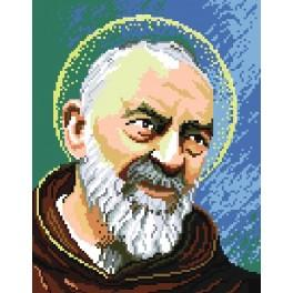 Vater Pio - Gobelin
