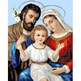6056 Die Heilige Familie - Gobelin