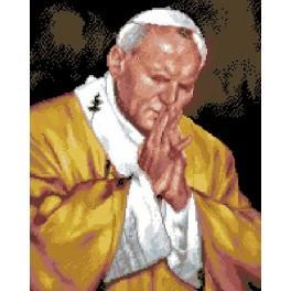 6060 Papst Johannes Paul II - Gobelin