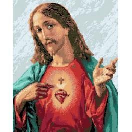 6067 Herz Jesu - Gobelin
