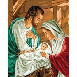 Die Heilige Familie - Gobelin