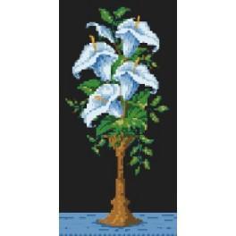Kalla Blumen - Gobelin