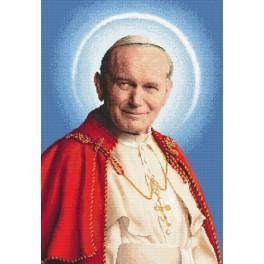 Zahlmuster online - Johannes Paul II