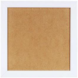 S 157005-13,2x13,2 Holzrahmen – weiß (13,2x13,2cm)