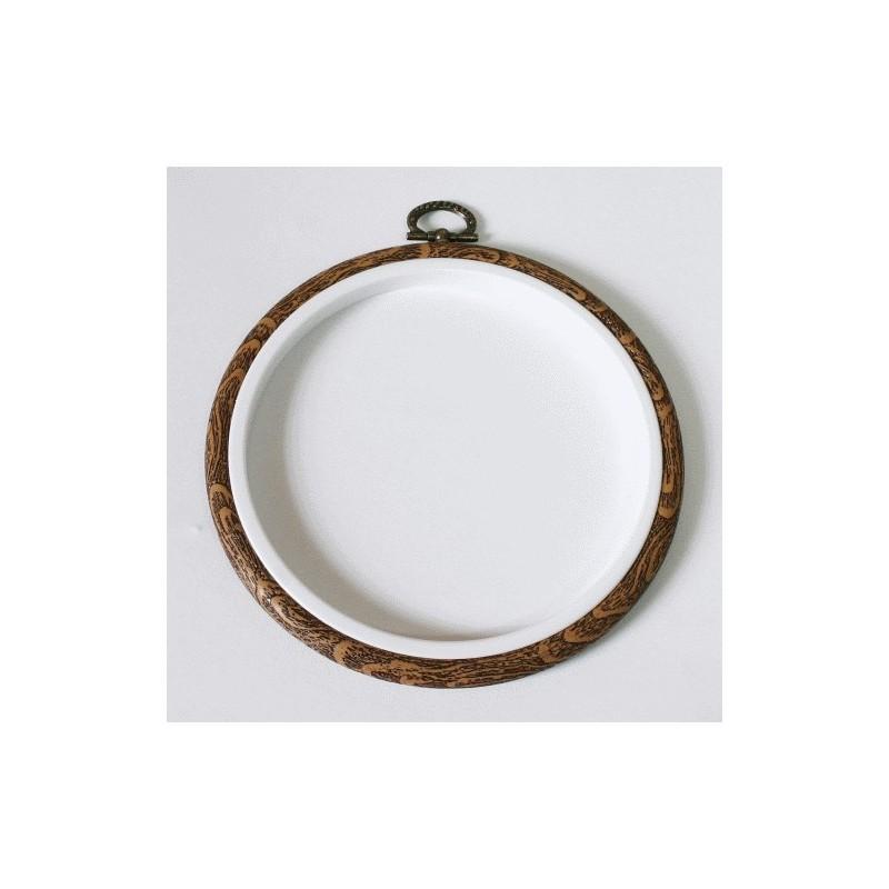 Stickrahmen Kreis 17,5 cm - Coricamo
