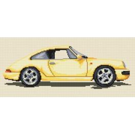 Porsche - Zählmuster