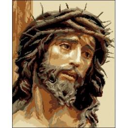 Herr Jesus Christus - Zählmuster