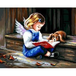 Angel - Zählmuster