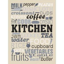 Zählmuster - Kitchen
