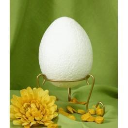 Ei aus Styropor 12cm, Ständer