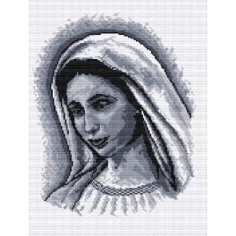 Muttergottes - Aida mit Aufdruck