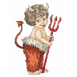 Teufelchen - Aida mit Aufdruck