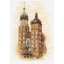 Marienkirche - Aida mit Aufdruck