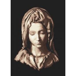 Madonna - Aida mit Aufdruck