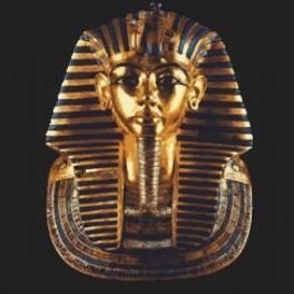 Tut-ench-amun - Aida mit Aufdruck