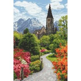 Alpenpark - Aida mit Aufdruck