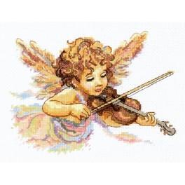 Zestaw z muliną - Anielska melodia