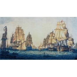 Stickpackung - Hafen