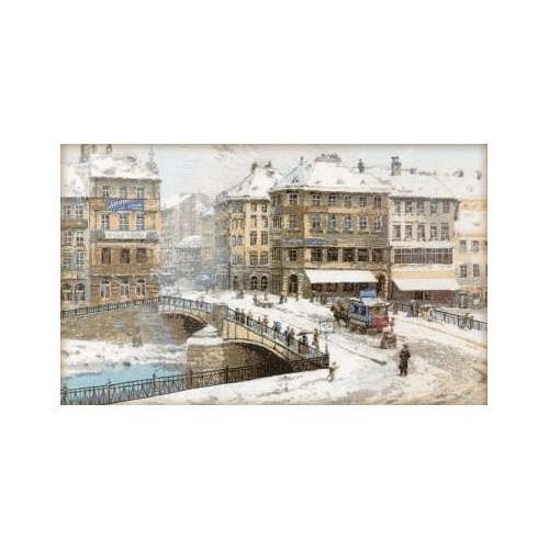 Stickpackung - Wien - L. Zaichik