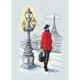 Stickpackung - Pariser Chic