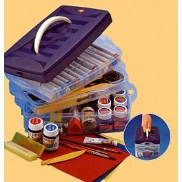 Click Box aus Kunststoff