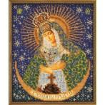 Stickpackungen mit Perlen - Our Lady of the Gate of Dawn