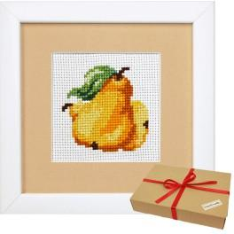 Zestaw prezentowy - Owoce - Gruszki
