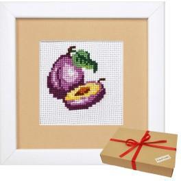Zestaw prezentowy - Owoce - Śliwki