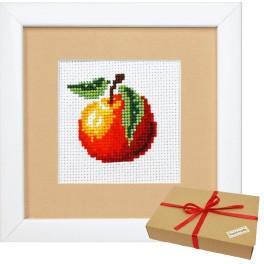 Zestaw prezentowy - Owoce - Jabłko