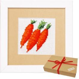 Zestaw prezentowy - Warzywa - Marchewka