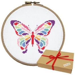 Geschenkset - Schmetterling