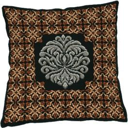 Stickpackung mit Kissenbezug - Viktorianisches Kissen